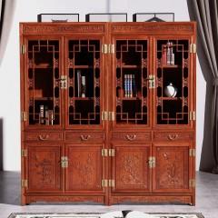 缅甸花梨书桌(留清书桌1.8米)   书房