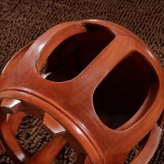 白宫木鼓凳